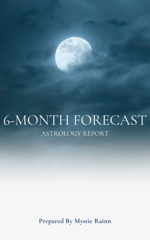 6-Month Forecast Astrology Report