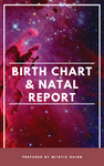 Birth Chart and Natal Report