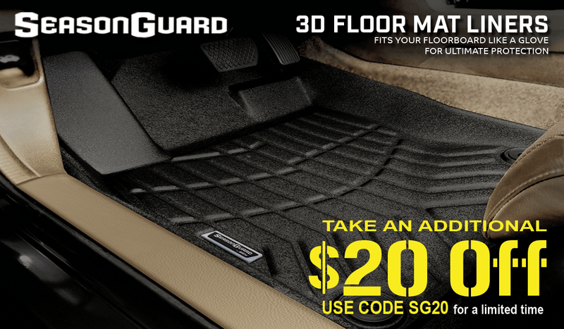 floor mats for cars automotive auto accssories honda accord silverado crv rav4 truck f150 ram civic chevy ford dodge toyota silverado GMC suv jeep  wrangler fh group bdk husky liner 3D Maxpider weathertech weather tech maxliner weatherbeater smartliner