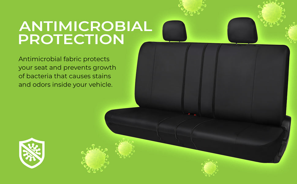 Antimicrobial X-Truck Protector XT 2nd & 3rd Row Bench Seat Cover