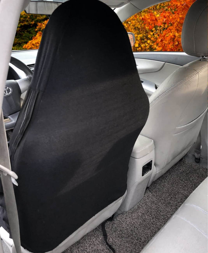 Saddle Blanket Front Seat Cover, Fits High or Low back style Seats, 1 Seat Cover - LeadPro Inc