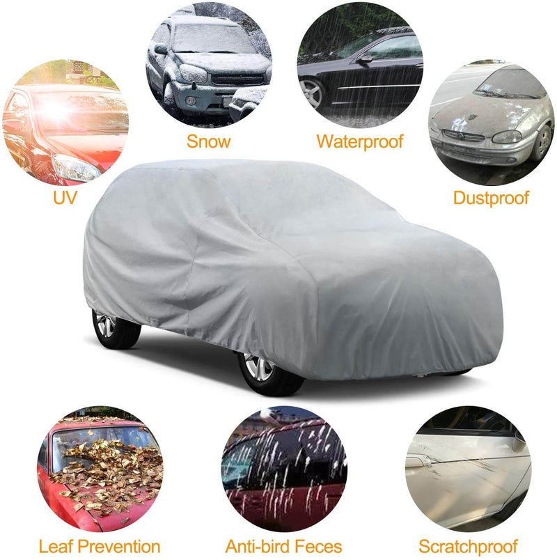 5 Layer SUV Cover | Fits up to 240 Inch