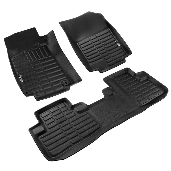Season Guard 3D Floor Mat Honda CR-V 2012-2017 3pc - LeadPro Inc