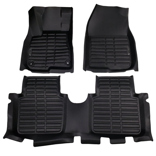 Season Guard Floor Mat fits Honda CR-V 2018-2019 Front and Rear Seat 3pc