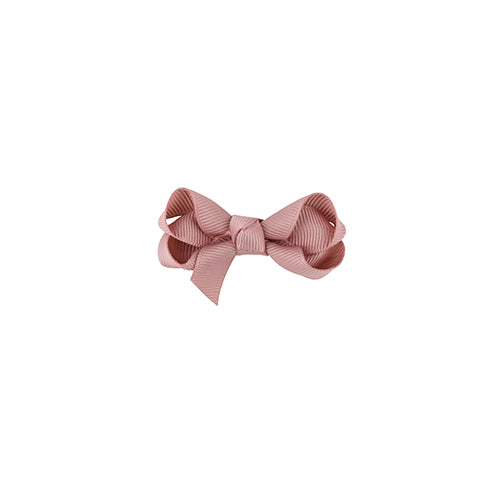 Bow's by Stær sløjfe 6cm. Antique rose