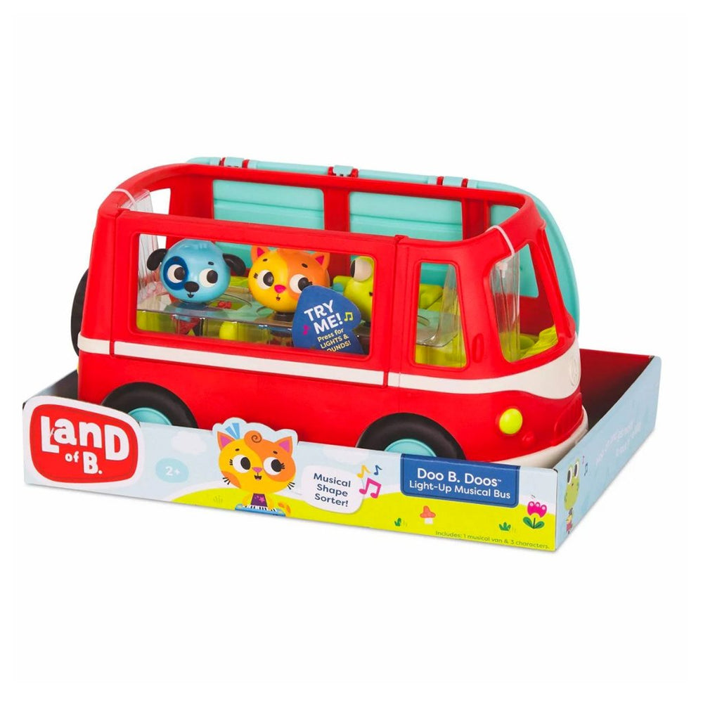 Load image into Gallery viewer, B. Toys musikalsk bus - All About Kids Odense