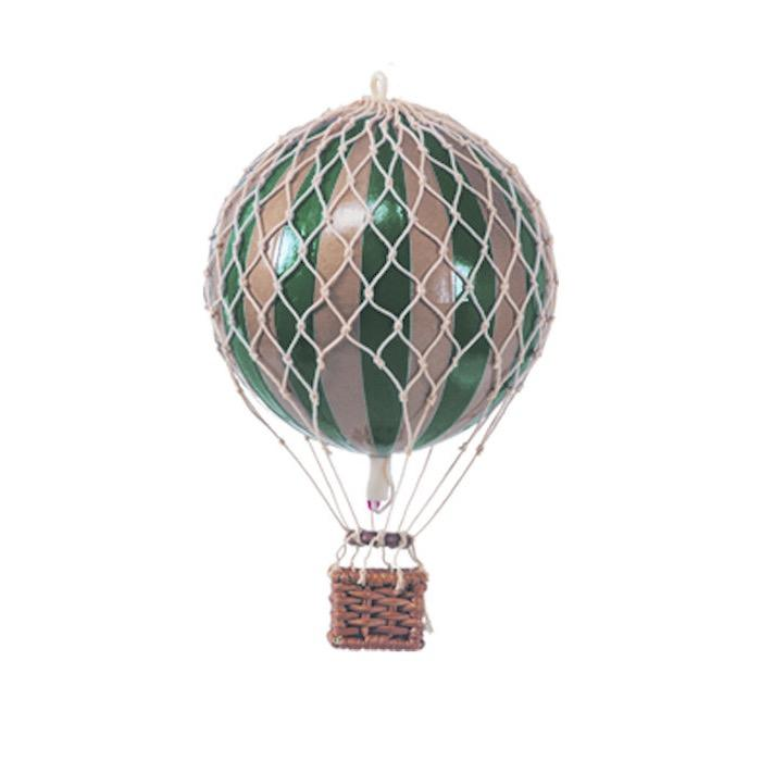 Authentic Models Travels light luftballon Green silver