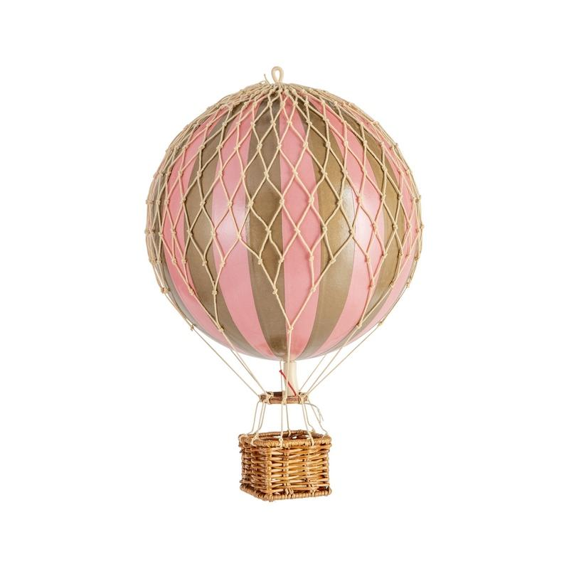 Authentic Models Floating the skies luftballon Pink gold