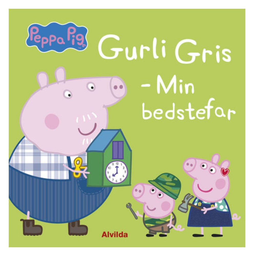 Load image into Gallery viewer, Bog Gurli Gris Min bedstefar - All About Kids Odense