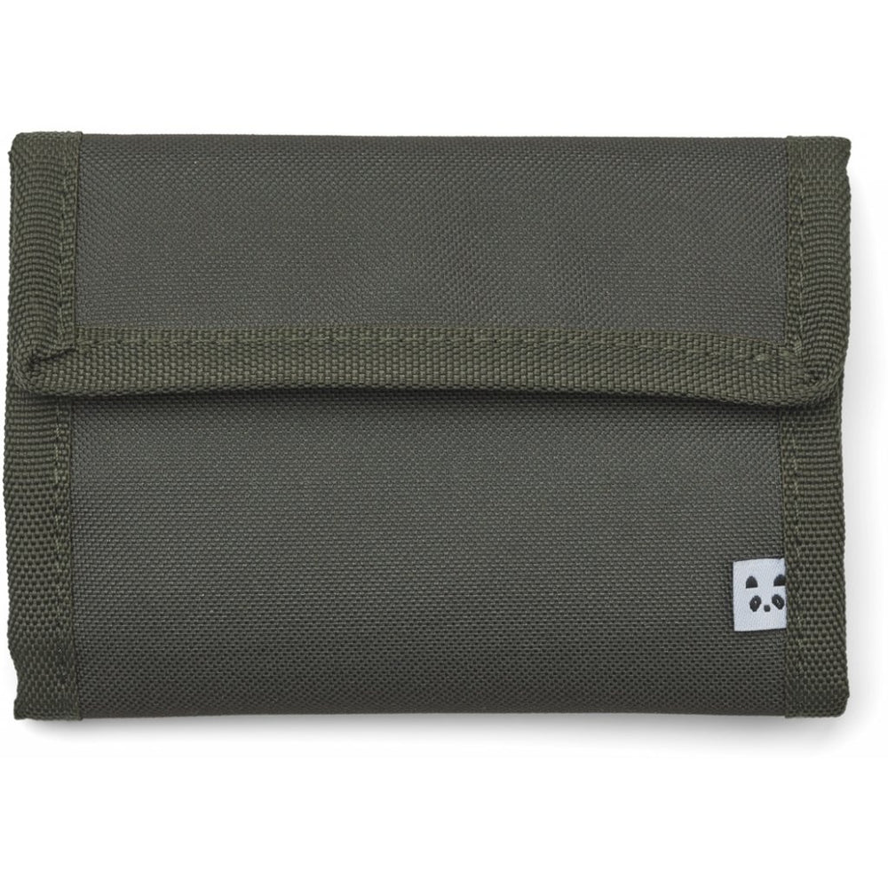 Liewood Hans wallet, green