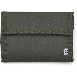 Liewood Hans wallet, green - All About Kids Odense
