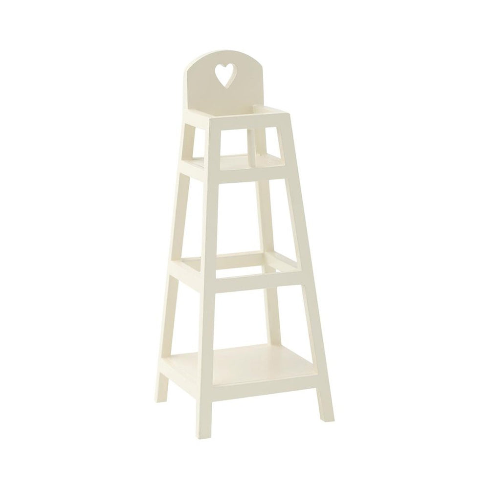 Maileg high chair My White - All About Kids Odense