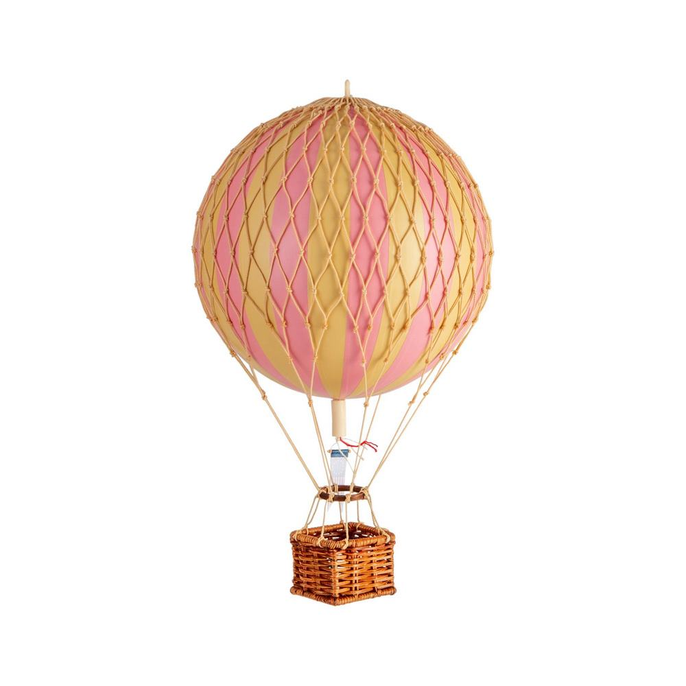 Authentic Models Travels light luftballon Pink