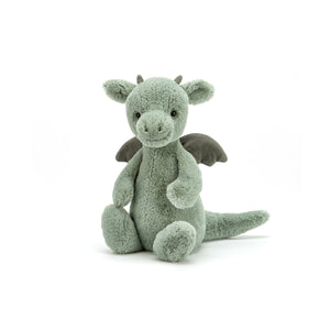 Load image into Gallery viewer, Jellycat Bashful Drage, Lille 18cm. I Jellycat bamser I All about Kids