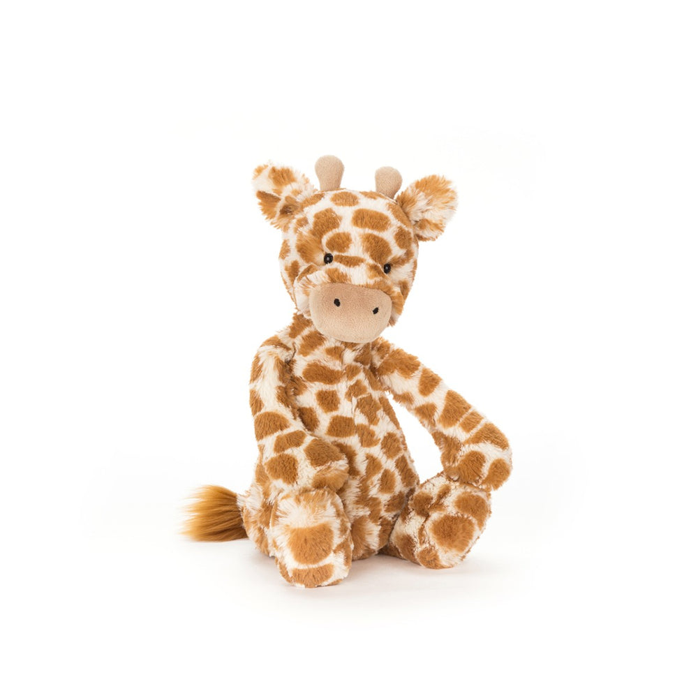 Load image into Gallery viewer, Jellycat Bashful giraf, Lille 18cm. I Jellycat bamser I All about Kids