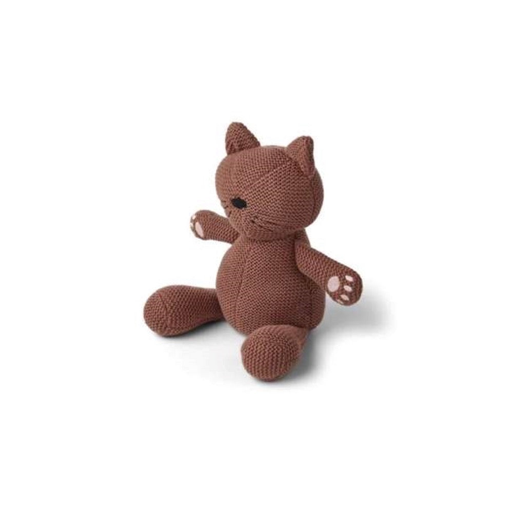 Load image into Gallery viewer, Liewood Missy knit teddy Dark rose