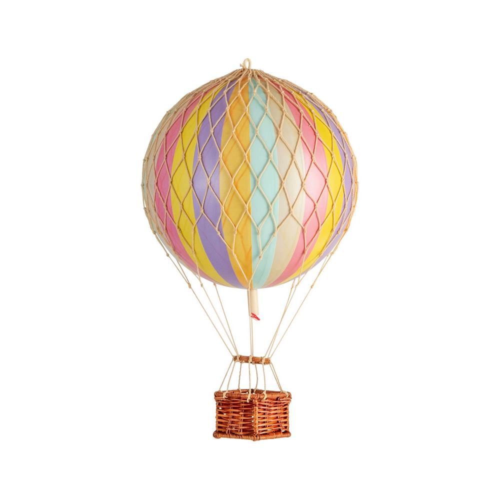 Authentic Models Travels light luftballon Rainbow pastel