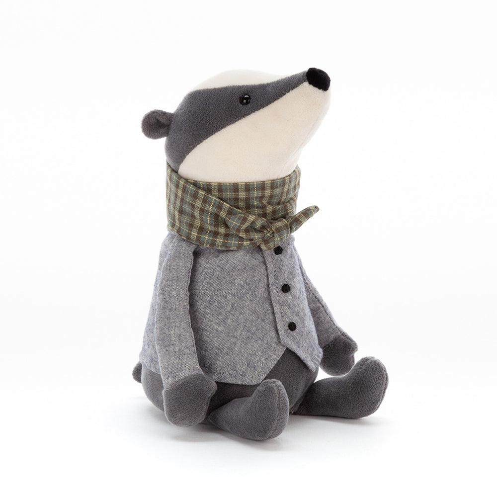 Load image into Gallery viewer, Jellycat Rambler Grævling I Jellycat bamser I All about Kids