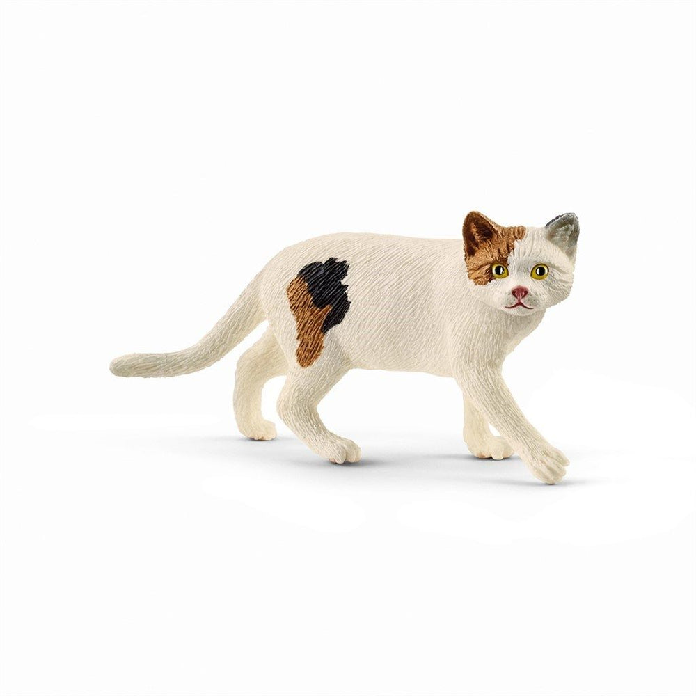 Schleich American shorthair kat - All About Kids Odense