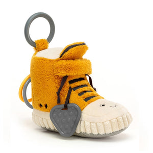 Load image into Gallery viewer, Jellycat Sneaker aktivtetslegetøj I Jellycat Bamser I All about Kids