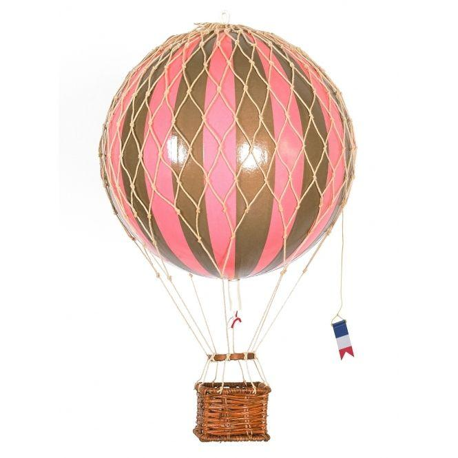Authentic Models Travels light luftballon Pink gold