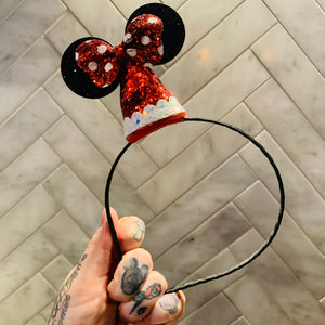 Minnie ears head band