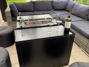 Lounge Table CUBY Tray 120 x 80 x 40 cm..