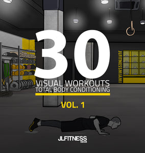 30 Visual Workouts- E-book, digital download