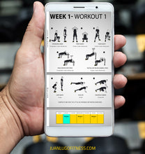 Load image into Gallery viewer, jlfitnessmiami premium workout