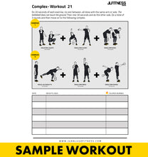 Load image into Gallery viewer, 25 Kettlebell Total Body Conditioning Workouts