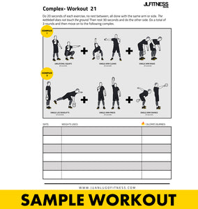 25 Kettlebell Total Body Conditioning Workouts