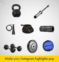 Load image into Gallery viewer, Fitness Icons for Instagram Highlights
