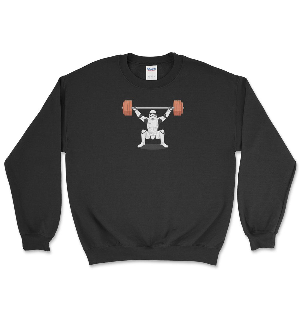 Storm Trooper Overhead Squat- Unisex Sweatshirt