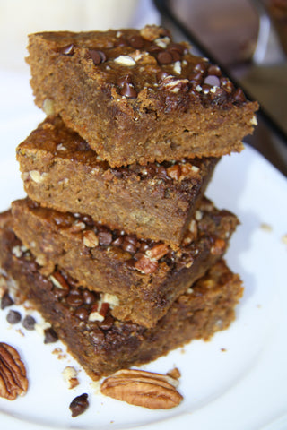 Blog tagged guiltless pumpkin pie bars guiltless goodies guiltless chocolate chip pecan pumpkin bars aloadofball Gallery