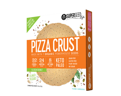 SUPERSEED PIZZA CRUST