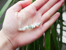 Load image into Gallery viewer, Amazonite Chip Necklace - Wandering Soul Jewellery