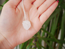 Load image into Gallery viewer, Dainty White Calcite Necklace - Wandering Soul Jewellery