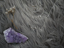 Load image into Gallery viewer, Personalized Wire Necklace - Wandering Soul Jewellery
