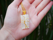 Load image into Gallery viewer, Selenite Tree Of Life Necklace - Wandering Soul Jewellery