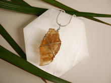 Load image into Gallery viewer, Honey Calcite Necklace - Wandering Soul Jewellery