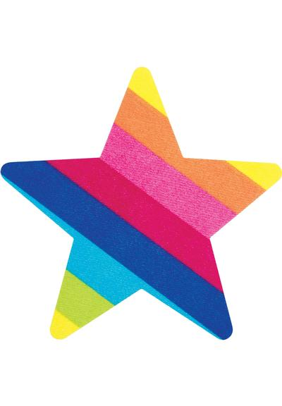 RAINBOW STARZ PASTIES