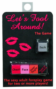 Lets Fool Around Dice Game(INDIVIDUAL)