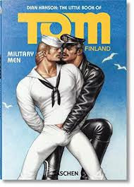 Little Book of Tom of Finland Military Men - Condom-USA
