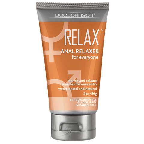 RELAX™ Anal Relaxer - Condom-USA  - 1