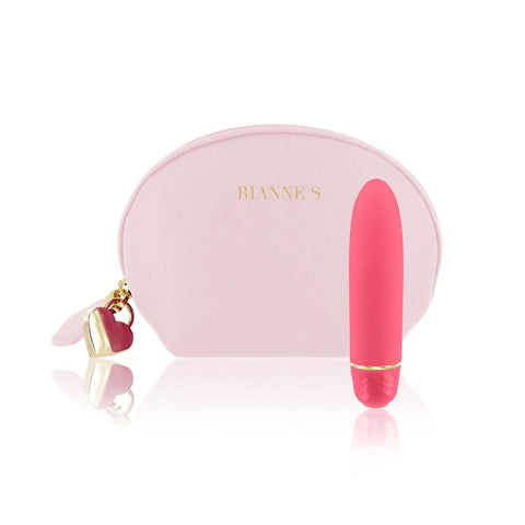 Rianne S Classique Vibe W/cosmetic Case - Coral Rose