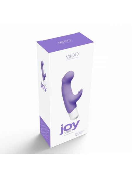 VeDO JOY Mini Vibe - Orgasmic Orchid