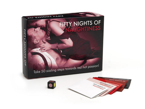 Fifty Nights Of Naughtiness Games