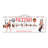 Fetish Fantasy Series Spinning Fantasy Swing - Condom-USA  - 1