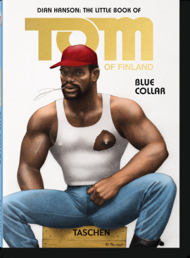 The Little Book of Tom of Finland Blue Collar - Condom-USA