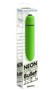Neon Luv Touch Bullet -Green - Condom-USA  - 1